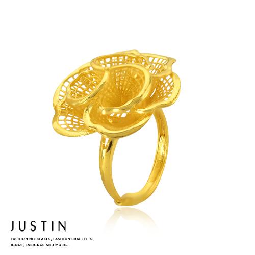 金緻品,金製品,黃金價格,金飾,金飾價格,黃金飾品,金飾店,純金,金飾品牌,黃金投資,黃金戒指,網狀紋理,花朵造型,金緻品獨家,